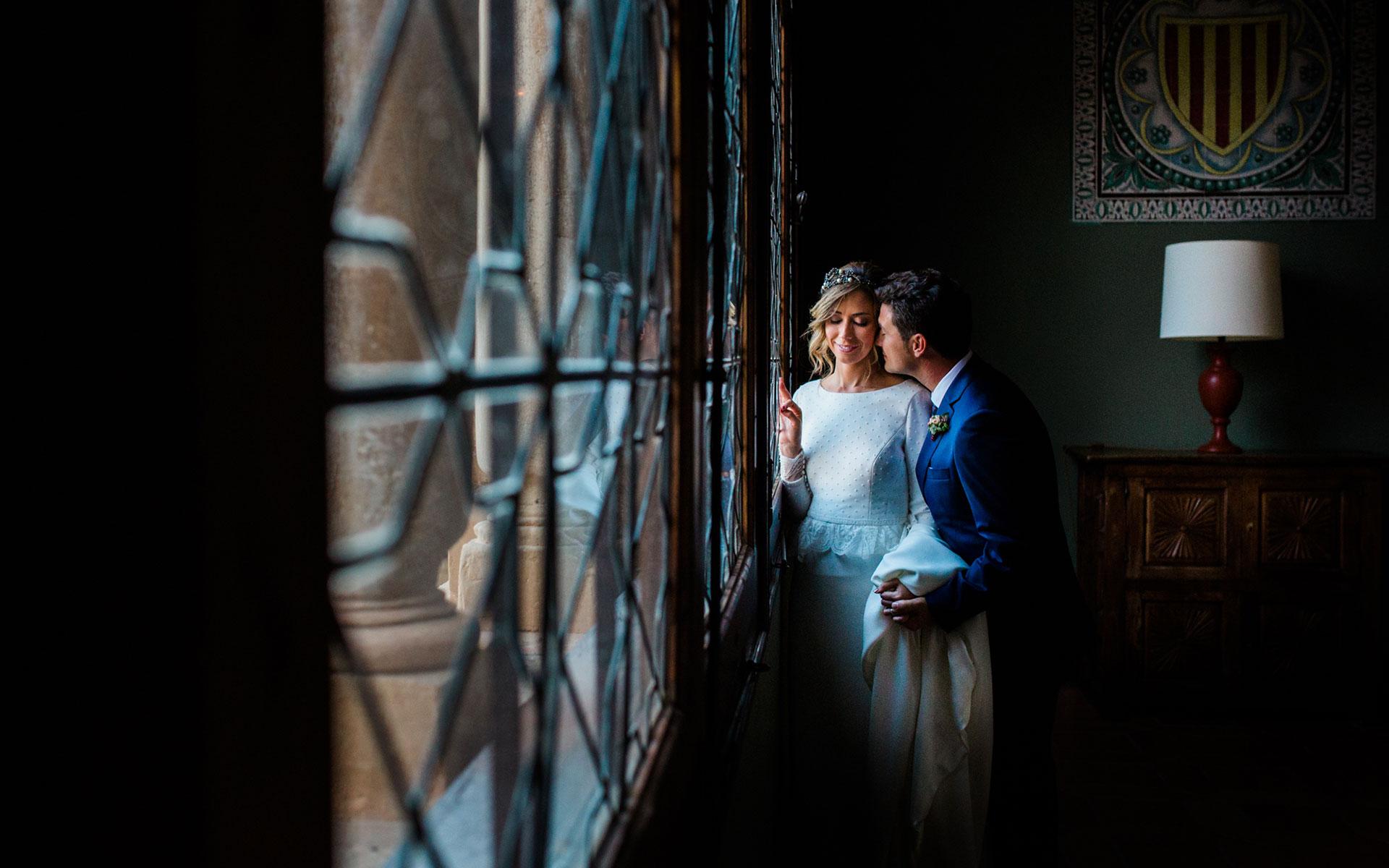 Cesar Larrosa Fotografo bodas caspe